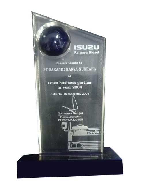 Isuzu Business Partner 2004